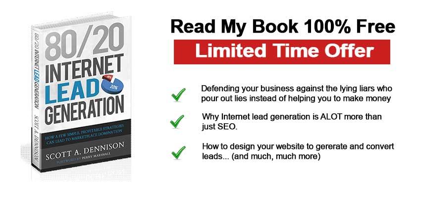 80 20 contractors marketing lead generation book