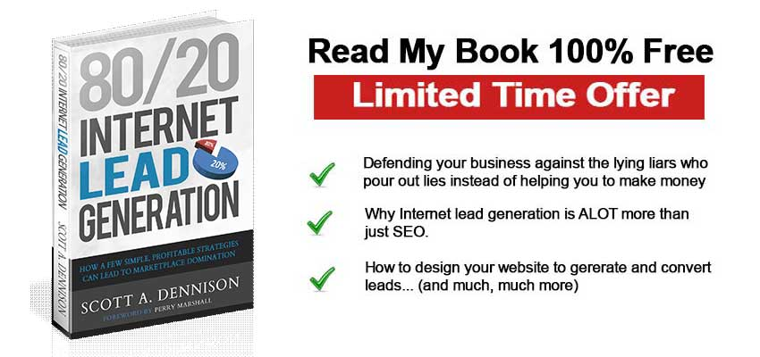 Download 80/20 Internet Lead Generation for Free