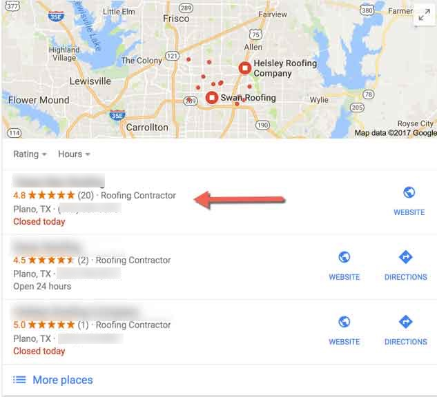 ... Goal Was To Generate 22 Additional Leads Per Month From His Website.  Weu0027ve Exceeded That By Far. This Client Has Worked With Top Ranked Roofer  For 3 + ...
