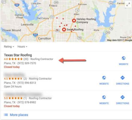 Roofing Contractor Marketing case study