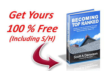 Becoming Top Ranked - a new book from Scott A Dennison