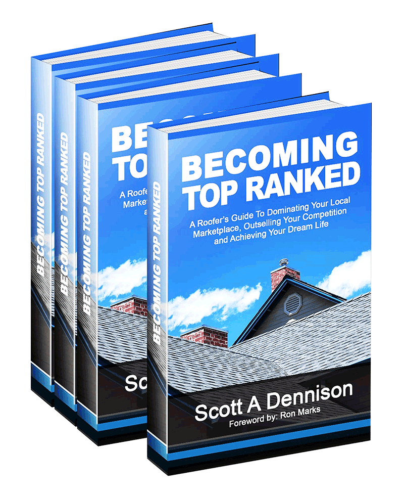 Becoming Top Ranked - A guide for roofing contractors
